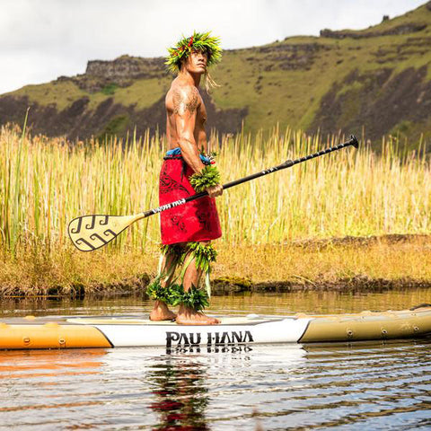 Pau Hana Three Piece Endurance SUP Paddle