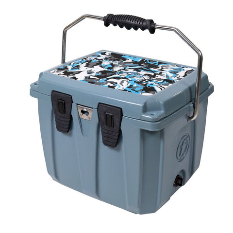 3 Waters Pistol Pete 25 ltr Cooler - Eco Fishing Shop