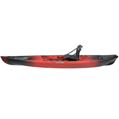 NuCanoe Pursuit Fishing Kayak - Eco Fishing Shop