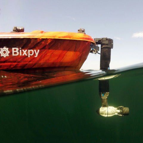 Bixpy Universal Rudder Kit - Eco Fishing Shop