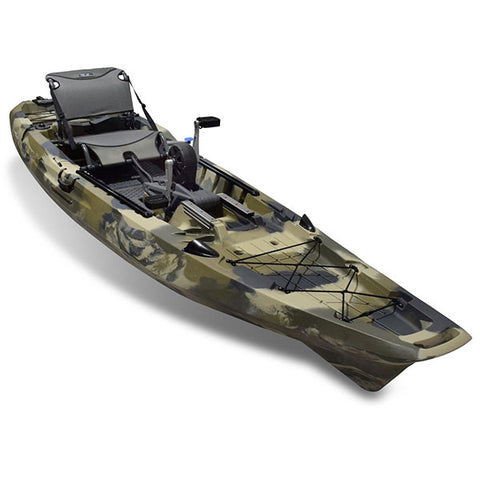 Seastream Angler 120 PD Fishing Kayak