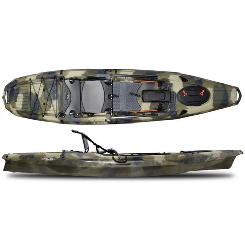 Seastream Angler 120 Fishing Kayak - Eco Fishing Shop