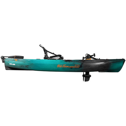 Old Town Sportsman PDL 106 Fishing Kayak - Eco Fishing Shop