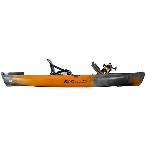 Old Town Sportsman PDL 120 Fishing Kayak - Eco Fishing Shop