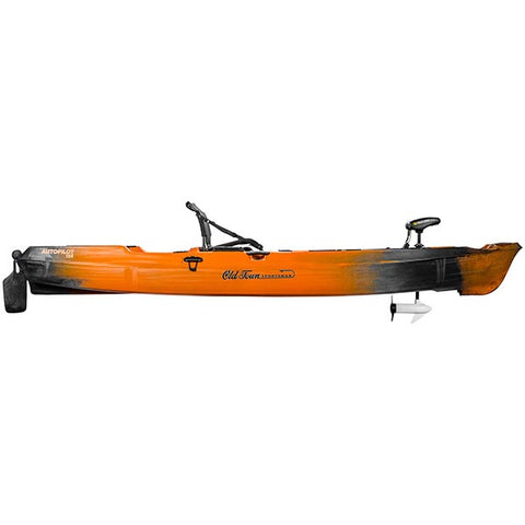 Old Town Sportsman Autopilot 136 Fishing Kayak - Eco Fishing Shop
