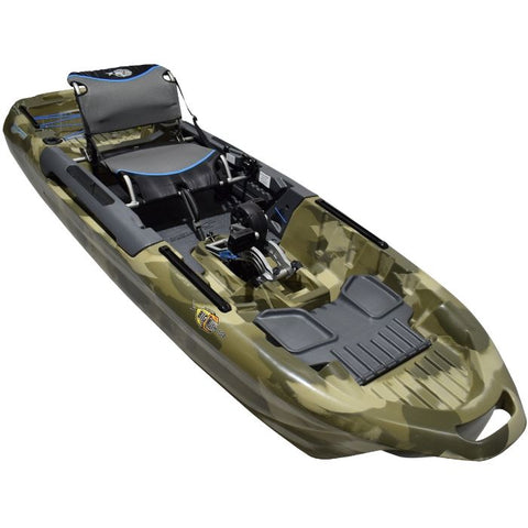 3 Waters Big Fish 108 Pedal Drive Fishing Kayak