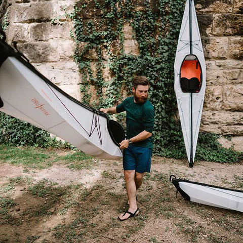 Oru Kayak The Bay ST Folding Kayak - Eco Fishing Shop