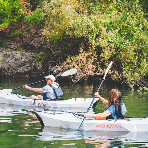 Oru Kayak The Inlet Folding Kayak - Eco Fishing Shop