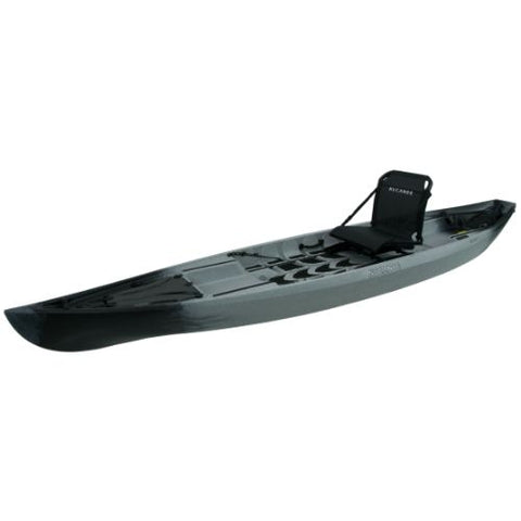 NuCanoe Pursuit Fishing Kayak Package