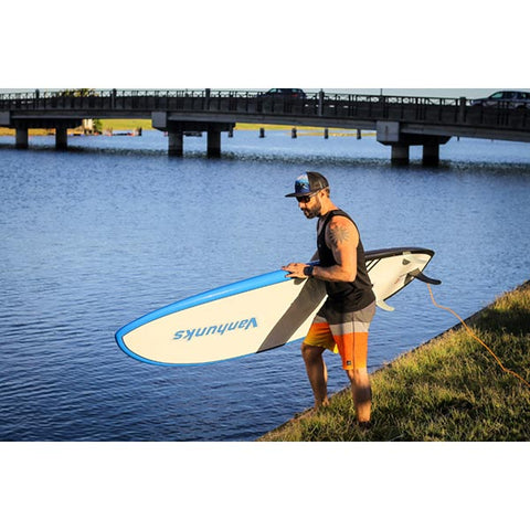 Vanhunks Impi Epoxy Paddle Board