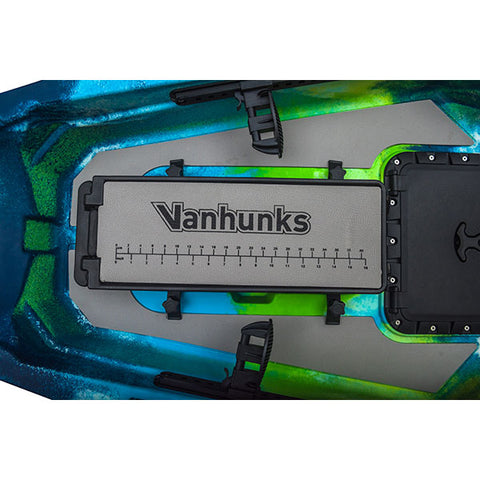 Vanhunks Sauger Fin Drive Fishing Kayak