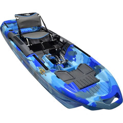 Image of 3 Waters Big Fish 108 Pedal Drive Fishing Kayak Package
