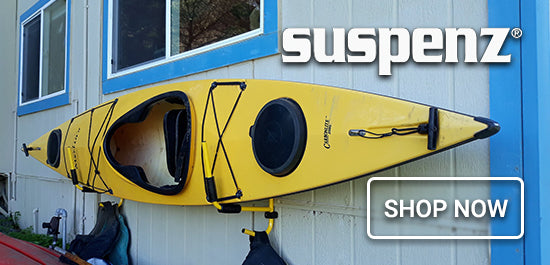 Suspenz Kayak Storage