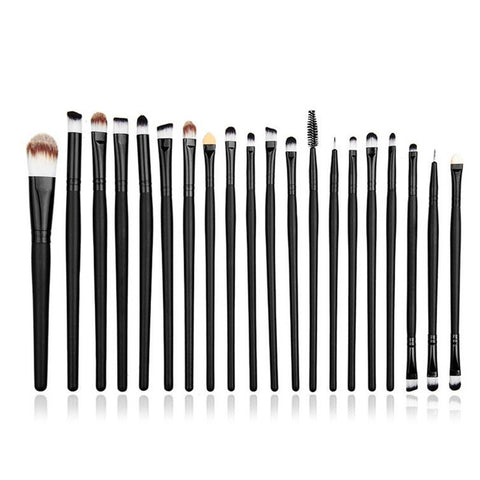 Edgy Style 20 Piece Brush