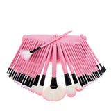 Rose Cloud 32 Piece Makeup Brush