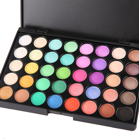 The Party Bazaar 40 Eyeshadow Palette