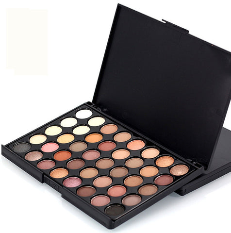 Daily Look 40 Eyeshadow Palette