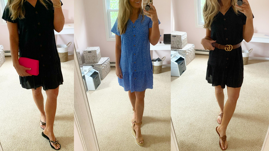 Easy Summer Dress for Under $30