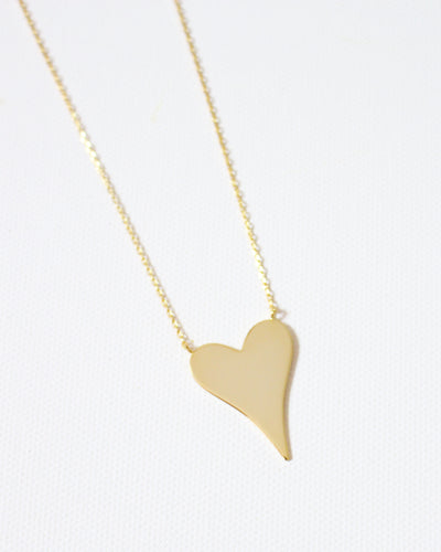 Steph Heart Necklace