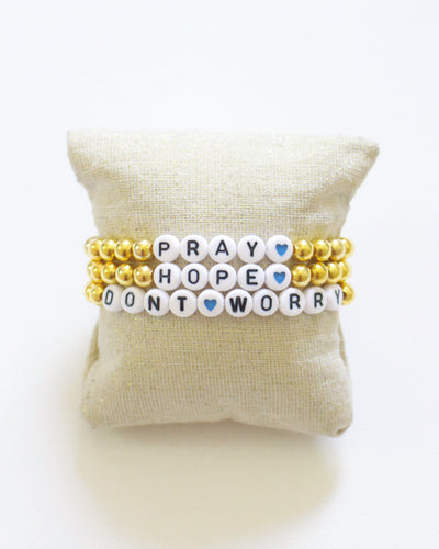 Charity Collection: Beaded Bracelets for the Young Onset Colorectal Cancer Center at DFCI