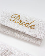 Bridal Beaded Clutch