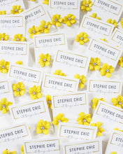 Charity Collection: Ali Flower Stud for Caring For A Cure