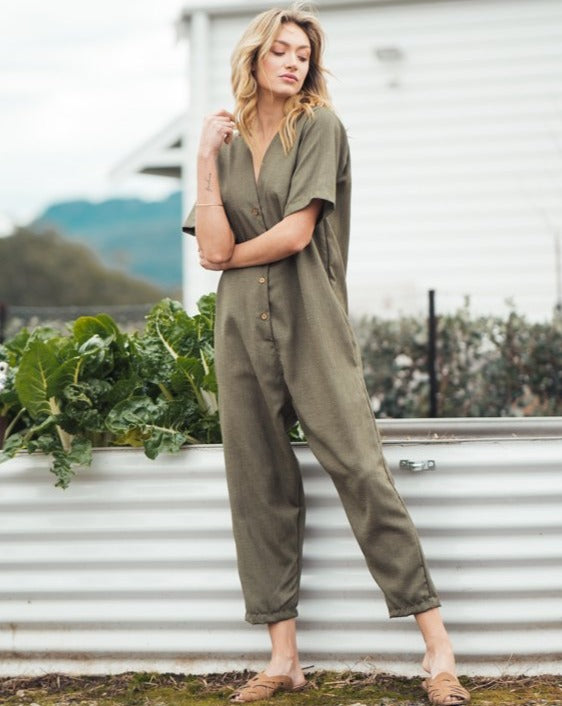 Surplus Kahlo Jumpsuit