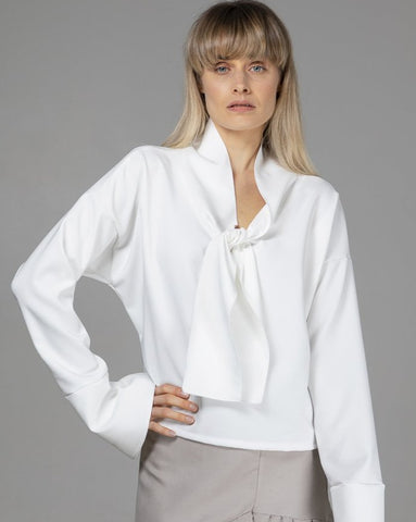 Limited Edition Fendell Blouse Cream