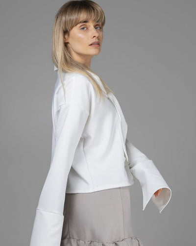 Limited Edition Lyla Top White