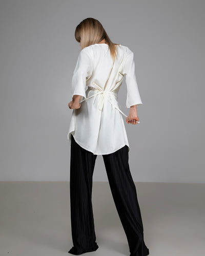 Cream Limited Edition Bailey Blouse