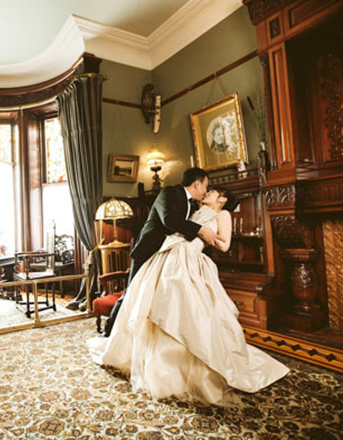 Weddings And Event Packages Craigdarroch Castle
