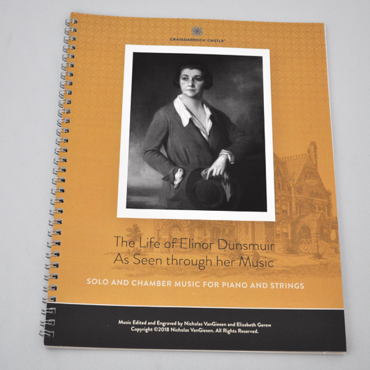 Elinor Dunsmuir Instrumental Music Book