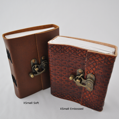 XSmall Leather Journal