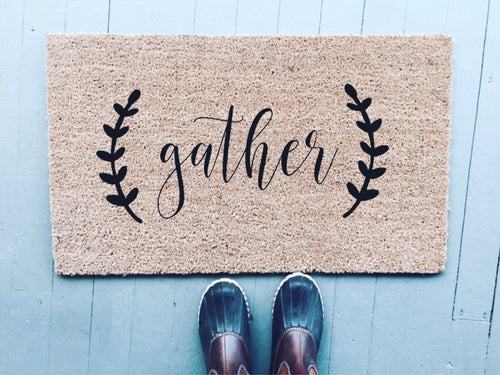 Gather|Doormat