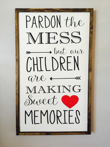 Children Playroom Sign