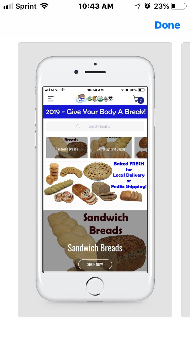 Download Our New App!!
