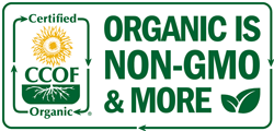 Why Organic? Organic is Non GMO & So Much More!