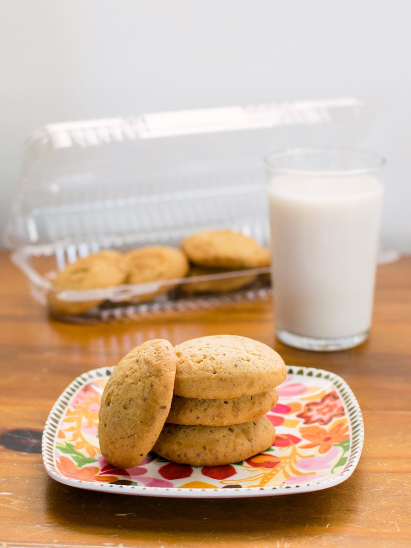 See What Go Dairy Free Thinks of Our New Cookies!!