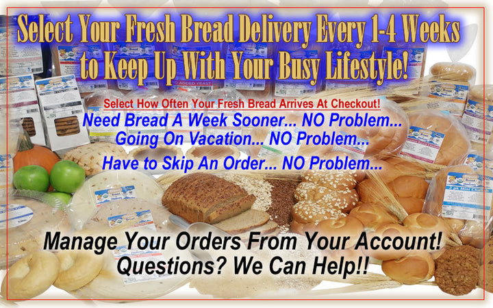 SAVE Time & Money With Recurring Orders!