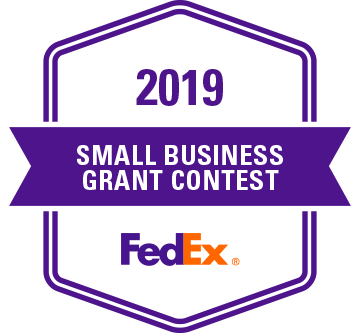 Vote For Your Bakers! Help Us Win The 2019 FedEx Grant Contest!