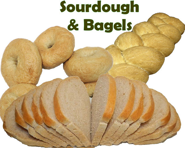 Sourdough and Bagels