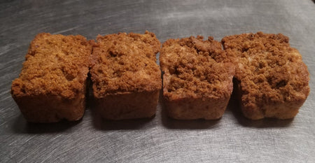 Apple Cake - Micro Loaves