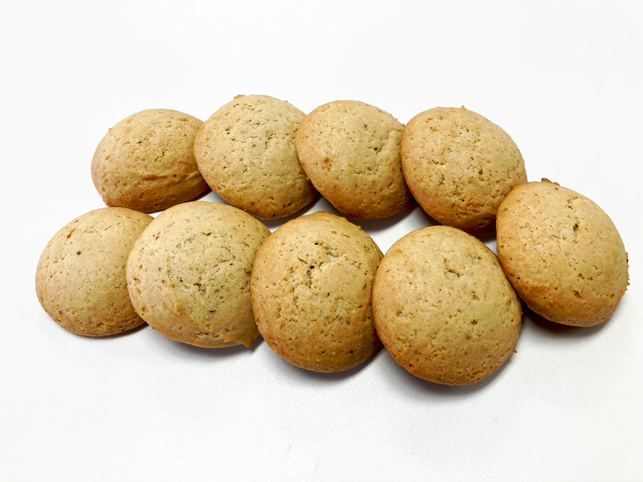 Vanilla Wafer Cookies - 9 pk - Sweetened With Maple Syrup
