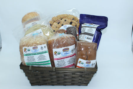 """Create Your Own"" Large Gift Basket"