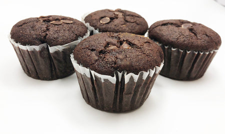Chocolate Chip Muffins - 4 pk