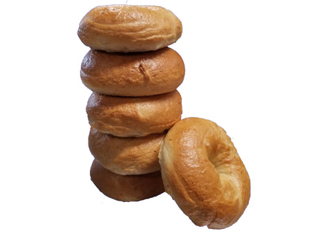 SOURDOUGH Bagels - 6 pk