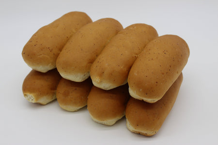 Beautiful Hotdog Buns - 8 pk