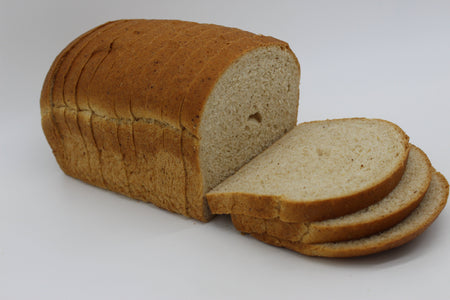 100% Stoneground Whole Wheat Bread