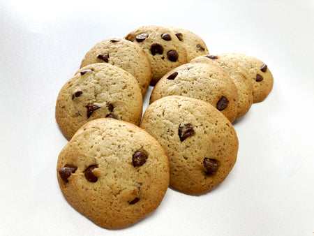 Chocolate Chip Cookies - 9 pk - Sweetened With Maple Syrup