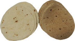 Whole Wheat Tortillas-5 inch
